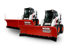 Skid Steer Plows